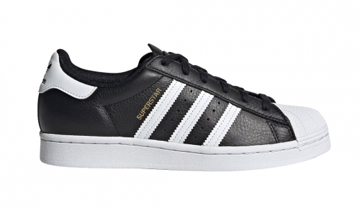 adidas Superstar Triple Tongue Core Black