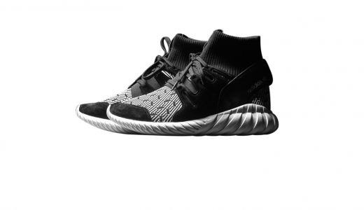 adidas Tubular Doom Core Black White