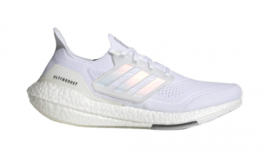 adidas Ultra Boost 2021 Cloud White