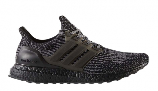 adidas Ultra Boost 3.0 Black Grey