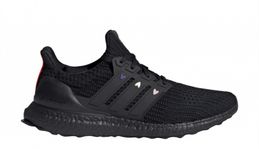 adidas Ultra Boost 4.0 DNA Hearts Core Black