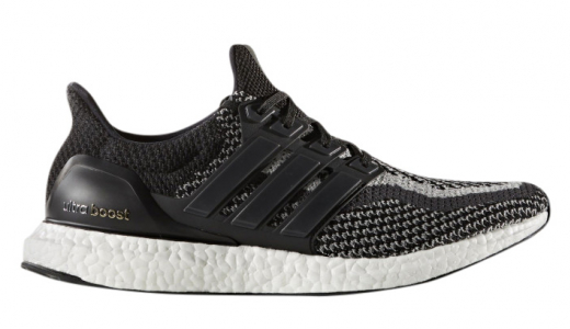 adidas Ultra Boost - Black Reflective