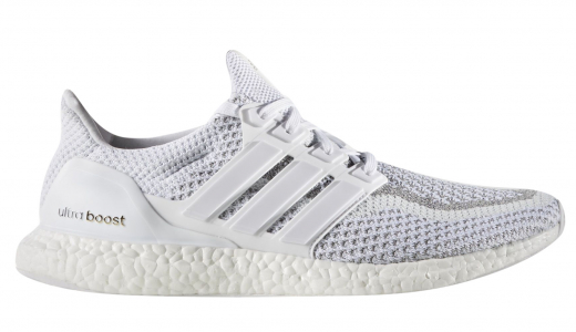 adidas Ultra Boost - White Reflective