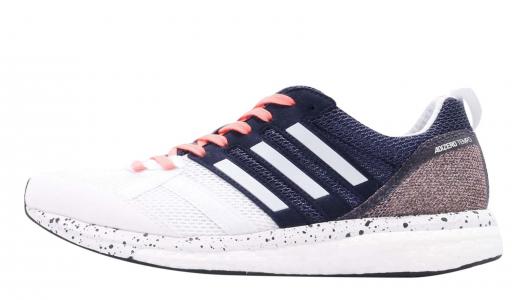 adidas WMNS Adizero Tempo 9 Footwear White Aeroblue