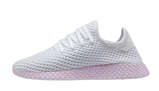 adidas WMNS Deerupt Cloud White Clear Lilac