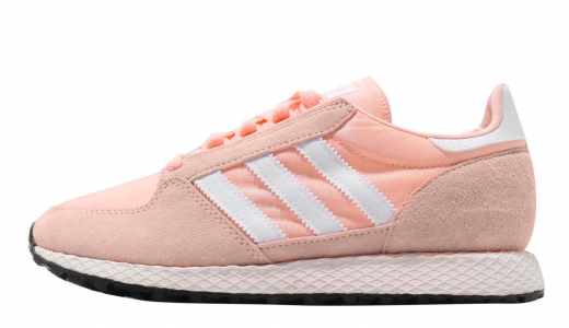 adidas WMNS Forest Grove Clean Orange Cloud White Core Black