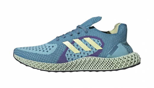 adidas ZX Runner 4D Light Aqua