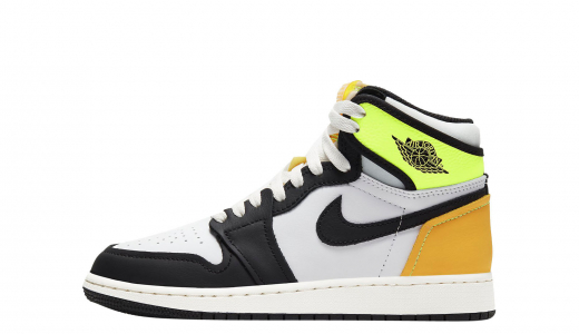 Air Jordan 1 High OG GS Volt Gold