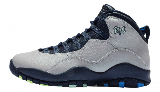 Air Jordan 10 - Rio