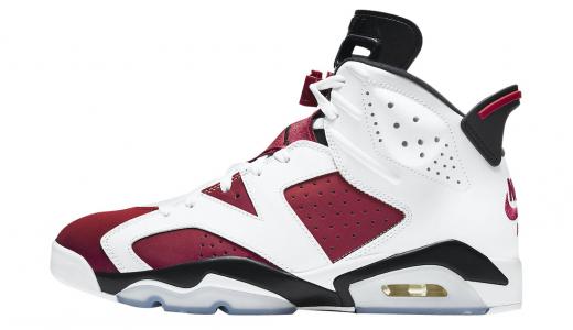 Air Jordan 6 Carmine 2021