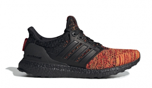 Game Of Thrones x adidas Ultra Boost House Targaryen Dragons