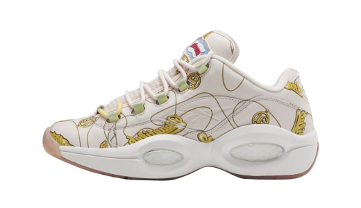 BBC Ice Cream x Reebok Question Low Name Chains