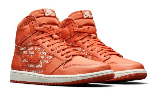 Air Jordan 1 Retro High OG Nike Air Vintage Coral