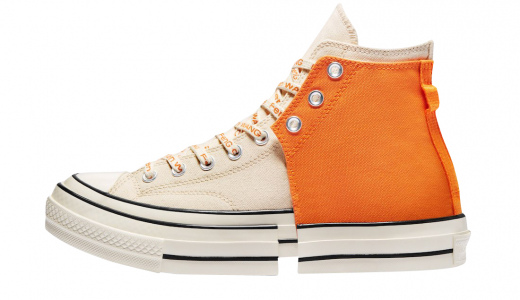 Feng Chen Wang x Converse Chuck 70 2-in-1 Orange