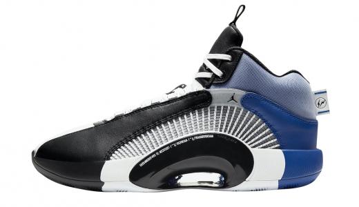 Fragment x Air Jordan 35
