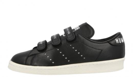Human Made x adidas UNOFCL Core Black