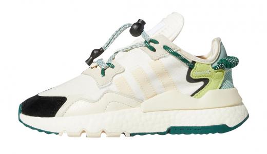 Ivy Park x adidas Nite Jogger Off White Ecru Tint