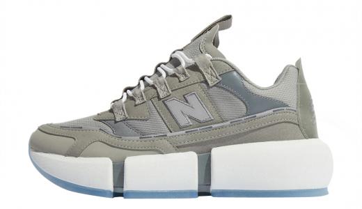 Jaden Smith x New Balance Vision Racer Grey