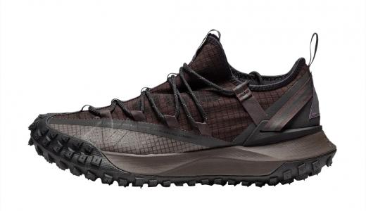 Nike ACG Mountain Fly Low Brown Basalt