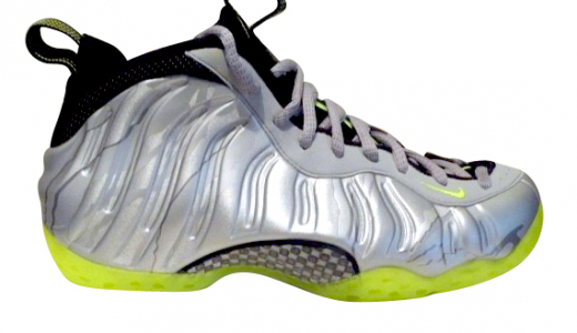 Get The Nike Air Foamposite One Snakeskin Albino ...