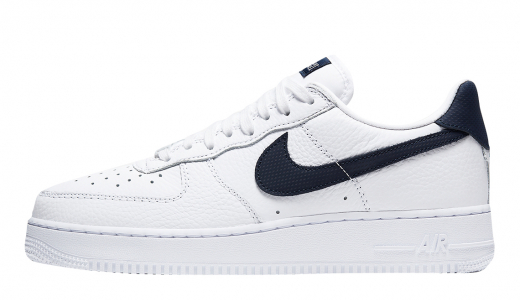 Nike Air Force 1 Craft White Obsidian