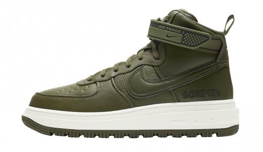 Nike Air Force 1 Gore Tex Boot Medium Olive