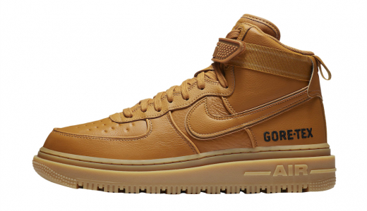 Nike Air Force 1 Gore Tex Boot Wheat