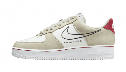 thumb ipad nike air force 1 low first use light sail red