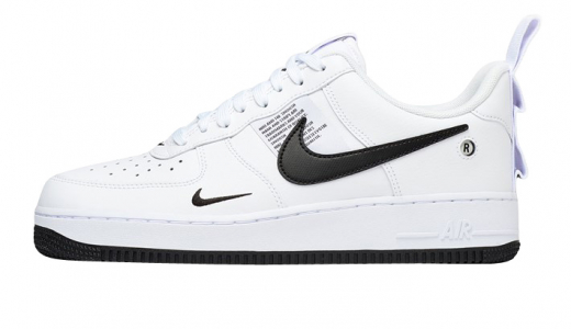 Nike Air Force 1 Low LV8 UL Utility White Black