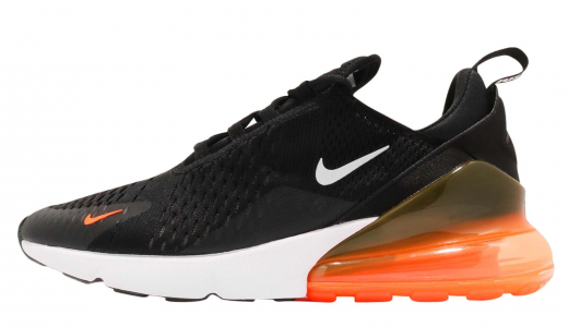 Nike Air Max 270 Just Do It Black