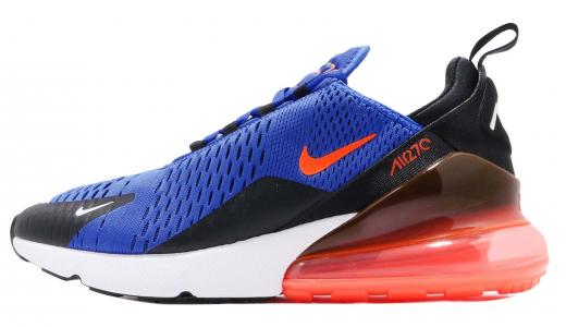 Nike Air Max 270 Racer Blue Hyper Crimson