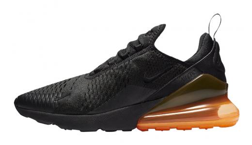 Nike Air Max 270 Tonal Orange
