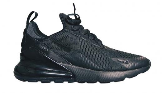 Nike Air Max 270 Triple Black