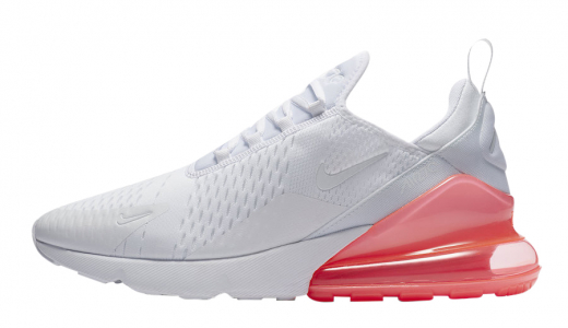 Nike Air Max 270 White Hot Punch
