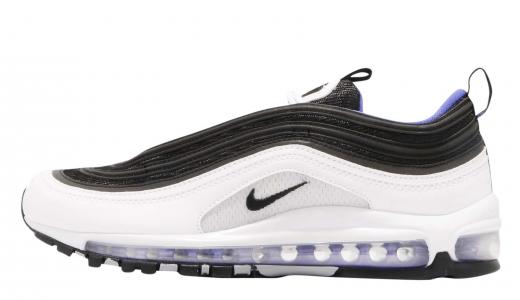 Nike Air Max 97 White Black Persian Violet