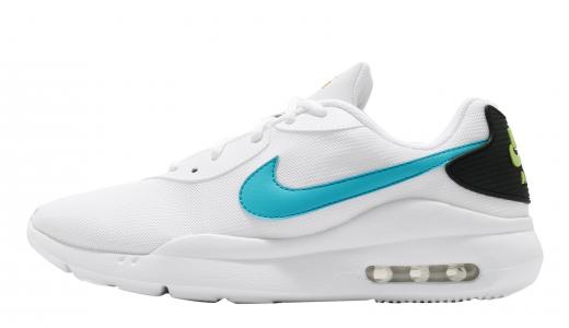Nike Air Max Oketo White Oracle Aqua
