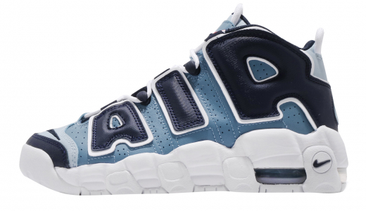 Nike Air More Uptempo GS Aegean Storm Blackened Blue