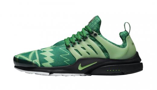Nike Air Presto Naija (Pine Green)