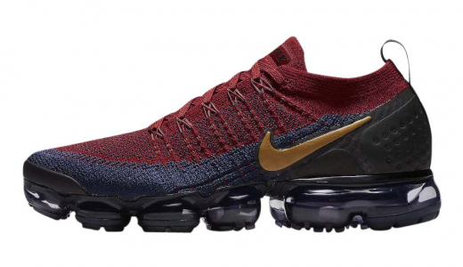 Nike Air VaporMax 2 Team Red Obsidian