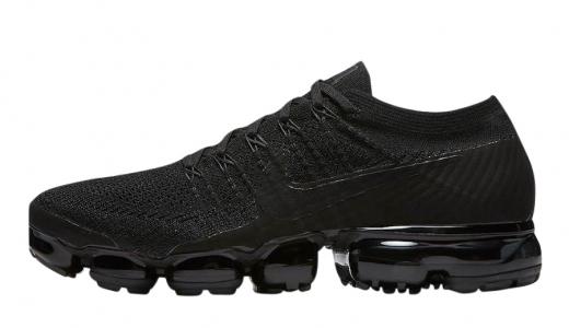 Nike Air VaporMax Triple Black 2.0