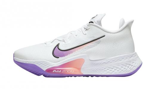 Nike Air Zoom BB NXT White Hyper Violet