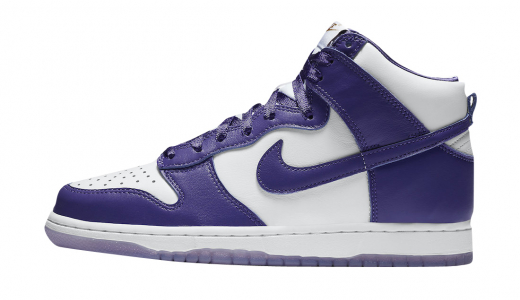 Nike Dunk High WMNS Varsity Purple
