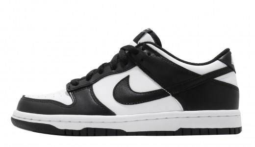 Nike Dunk Low GS White Black