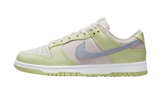 Nike Dunk Low WMNS Light Soft Pink