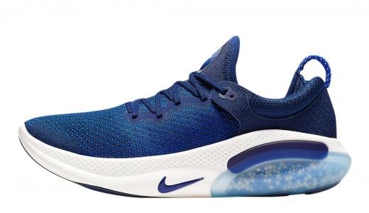 Nike Joyride Run Flyknit Racer Blue