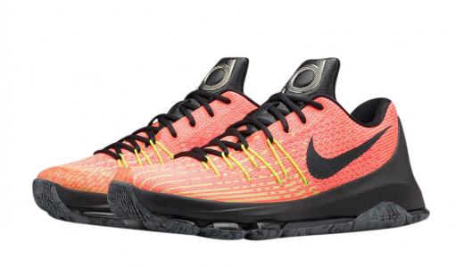 Nike KD 8 - Hunt's Hill Sunrise