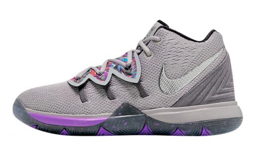 Nike Kyrie 5 GS Graffiti