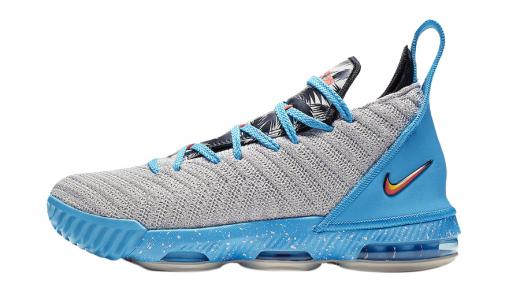 Nike LeBron 16 GS South Beach