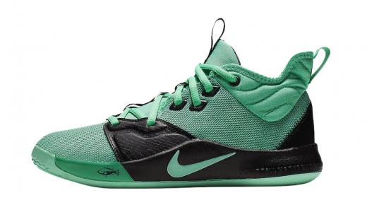 Nike PG 3 GS Menta Green