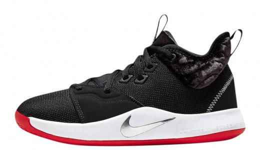Nike PG 3 GS Velour
